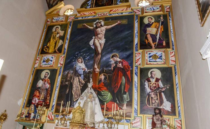El retablo de Guadix