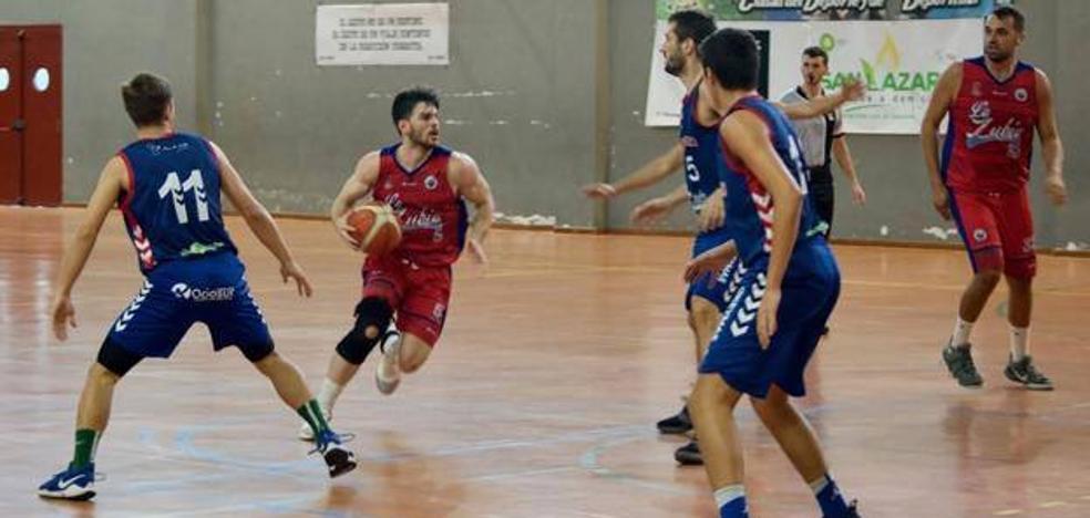 El CB La Zubia inicia la competición en Liga EBA frente al CAB Estepona 2