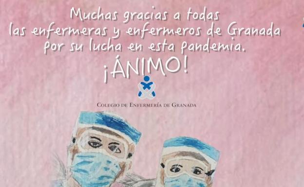 Los enfermeros de Granada exigen responsabilidad social y recuerdan los errores de marzo para no repetirlos