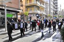 Linares protesta en la calle por quinto día consecutivo para exigir soluciones