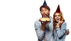 Promoción tercer aniversario de IDEAL On+ por 1 €.