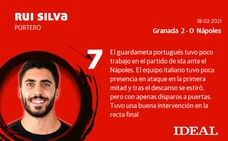IDEAL pone nota a los jugadores del Granada CF