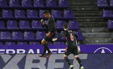 Las mejores imágenes del Valladolid-Real Madrid