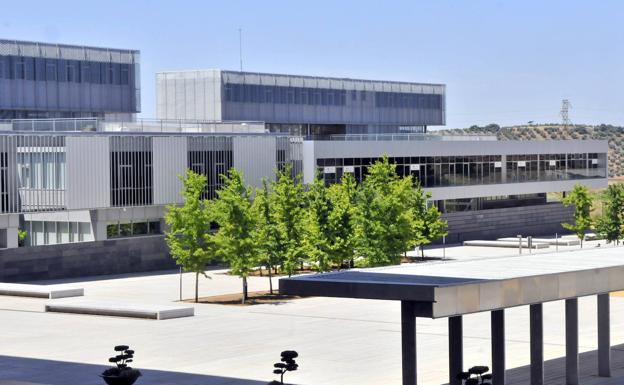 Campus Científico y Tecnológico de Linares. /ENRIQUE