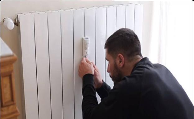 Cada familia ahorrará hasta 250 euros al año individualizando los consumos de calefacción