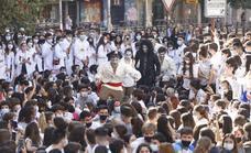 Las mejores imágenes de la celebración de San Lucas por parte de los alumnos de Medicina