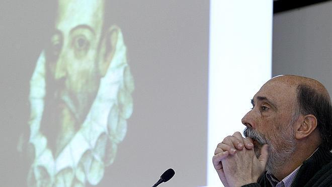 En busca de los restos de Cervantes