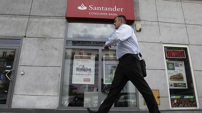 El Santander lanza una OPA para hacerse con la totalidad de su filial brasileña