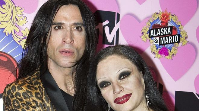 Alaska y Mario Vaquerizo se pasan a la televisión en internet