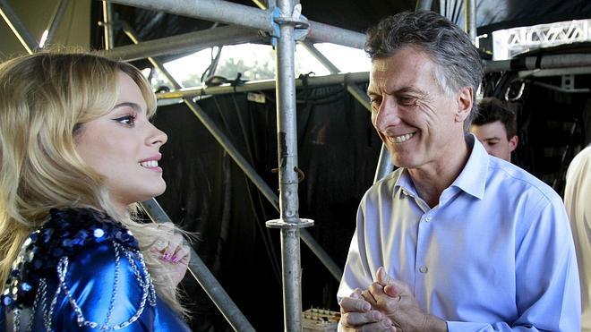 La mirada indiscreta del alcalde de Buenos Aires