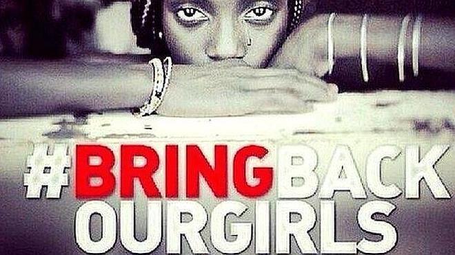 El mundo se vuelca con las secuestradas en Nigeria: 'Devolvednos a nuestras niñas'