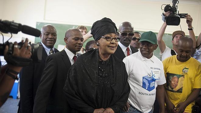 Sudáfrica vota en las primeras elecciones sin Mandela
