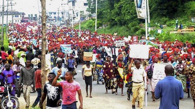 Nigeria fue avisada del ataque en el que secuestraron a las niñas