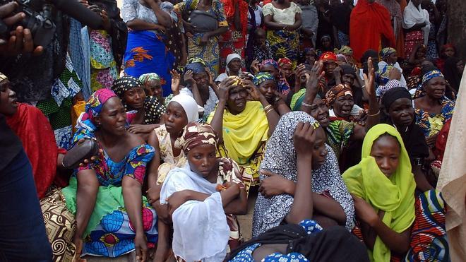 Expertos de EE UU llegan a Nigeria para ayudar con los secuestros de niñas
