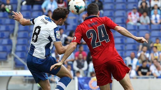 El Espanyol firma la permanencia a costa de un Osasuna en peligro