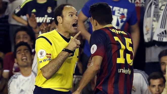 Mateu Lahoz pitará la 'final de la Liga'