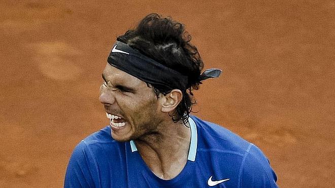 Nadal: «No quiero estar al cien por cien para Roland Garros, quiero estarlo para Roma»