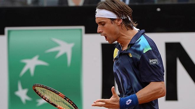 David Ferrer cae en cuartos ante Djokovic