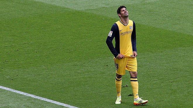 Diego Costa se trata en Belgrado con placenta de yegua