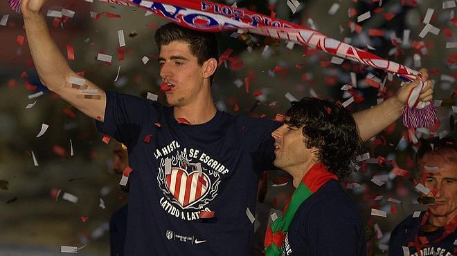 Tiago: «Courtois ganará el Balón de Oro»