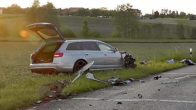 Ullrich provoca un accidente de coche en Suiza cuando conducía ebrio