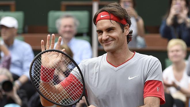 Federer y Serena no dan lugar a la sorpresa