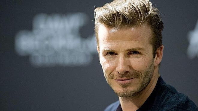 Beckham se adentra en la selva amazónica para rodar un documental