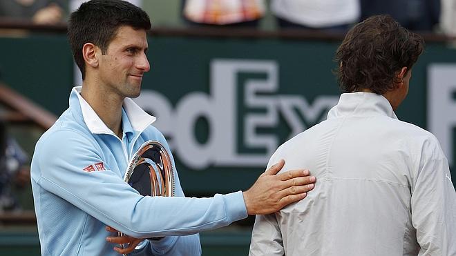 Djokovic: «En estos partidos tan grandes, sacamos lo mejor»