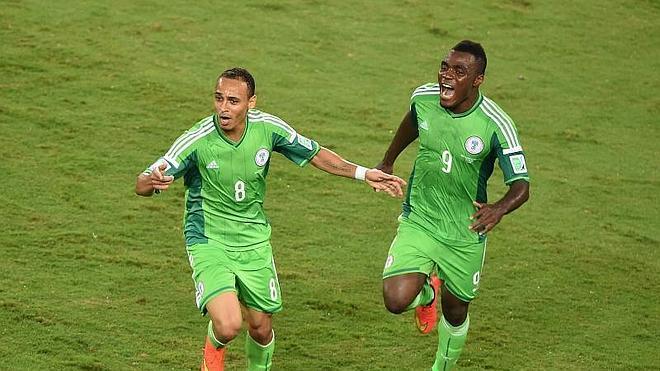 Nigeria se reencuentra con la victoria 16 años después