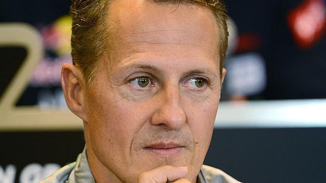 Denuncian el robo del historial médico de Michael Schumacher