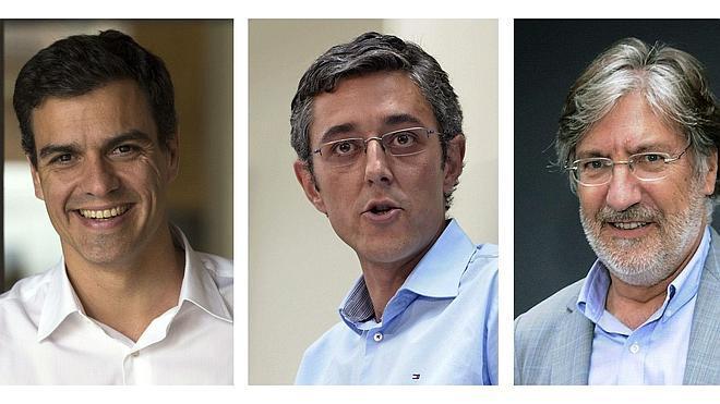 Comienza la campaña para liderar el PSOE