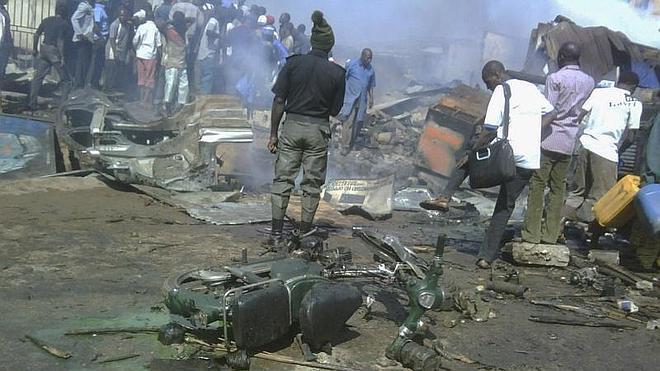 Al menos 42 muertos por un doble atentado Nigeria