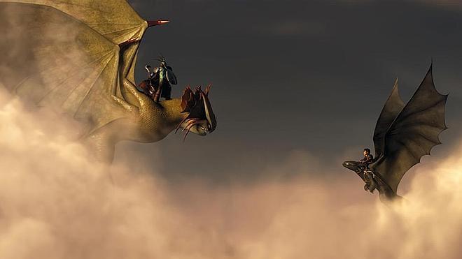 Una nueva lección de 'Cómo entrenar a tu dragón'