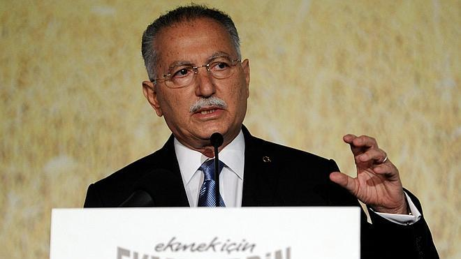 Ihsanoglu, la última esperanza de la oposición turca