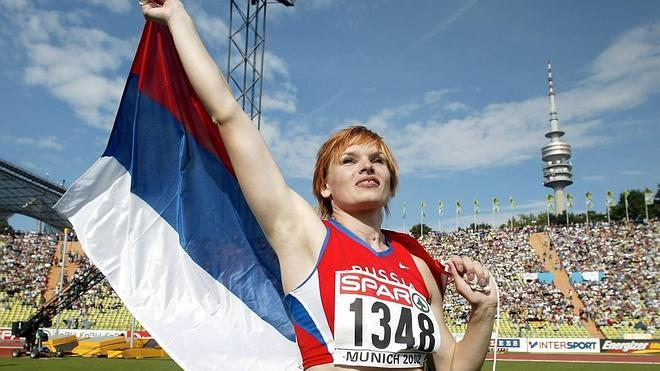 La federación rusa quiere nacionalizar a atletas negros