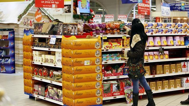 La cesta de la compra baja un 2,1% pese a la subida de precios de las marcas blancas