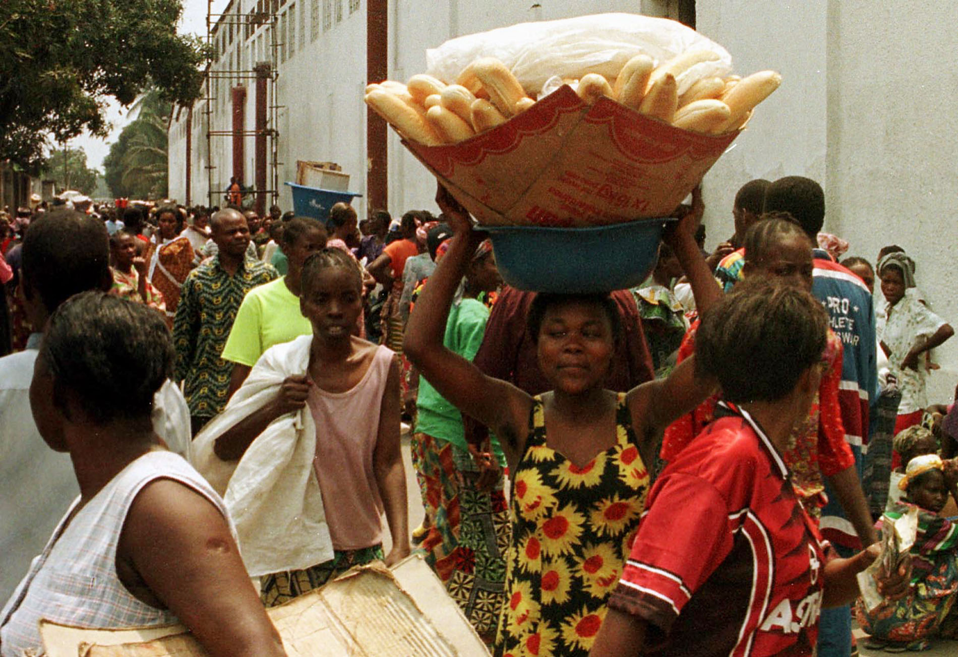 Kinshasa, origen de la pandemia del VIH