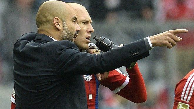 El Bayern golea y se escapa en la cabeza de la Bundesliga