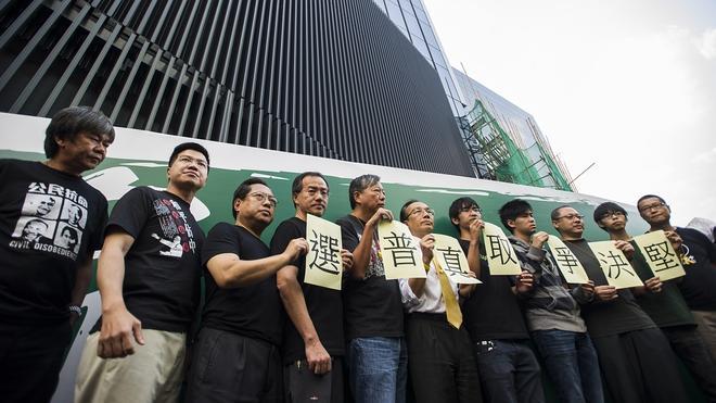 El Gobierno de Hong Kong cancela el diálogo con los estudiantes
