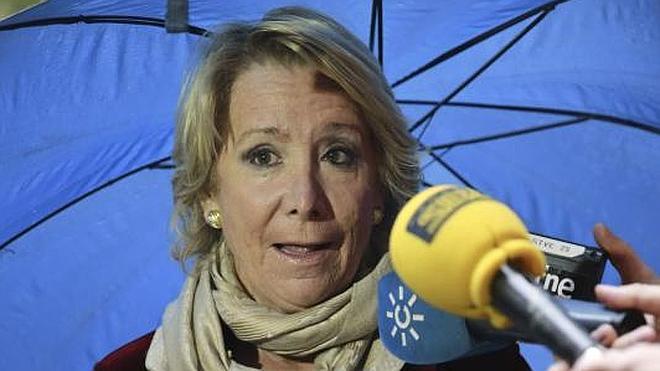 Podemos, condenado a pagar las costas del abogado de Aguirre al no presentar el poder notarial en el acto de conciliación
