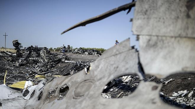 La inteligencia alemana culpa a los prorrusos del derribo del vuelo MH17