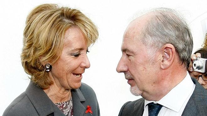 Aguirre, sobre Rato: «Desde que dejó el FMI no ha estado acertado»