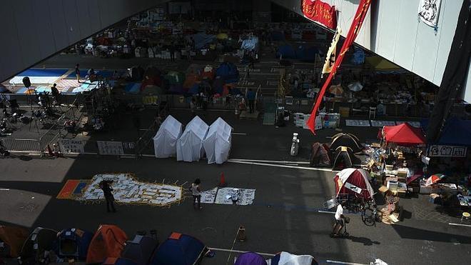Los enfrentamientos se reanudan en Hong Kong tras un infructuoso diálogo