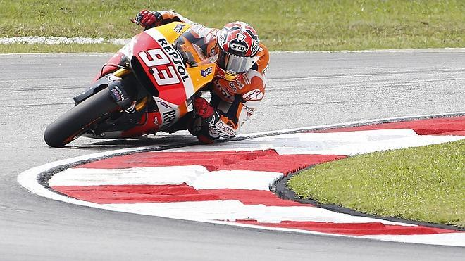 Marc Márquez, intratable