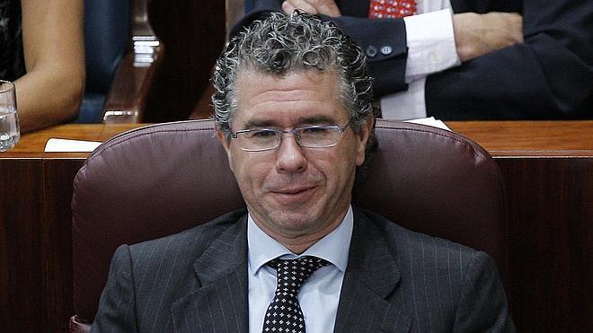 Granados dejó la política hace ocho meses tras saltar a la luz una presunta cuenta en Suiza con 1,5 millones