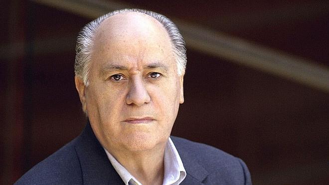 Amancio Ortega sigue siendo el más rico de España con 46.000 millones