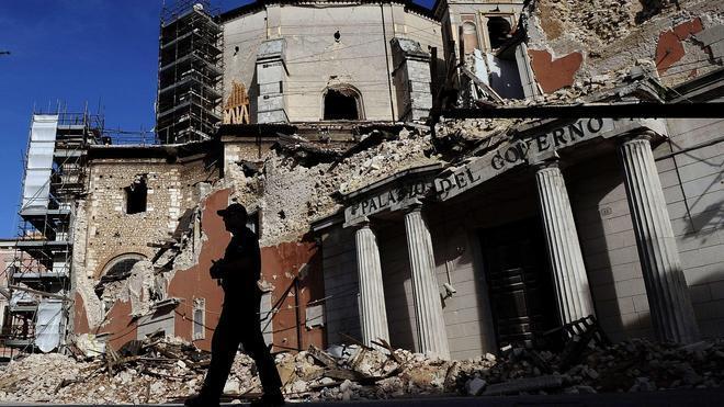 Revocada la prisión a siete funcionarios por no prever el terremoto de L'Aquila