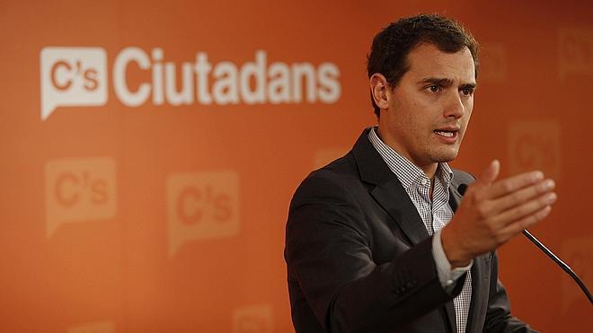Rivera propone un acuerdo con UPyD para las municipales y autonómicas