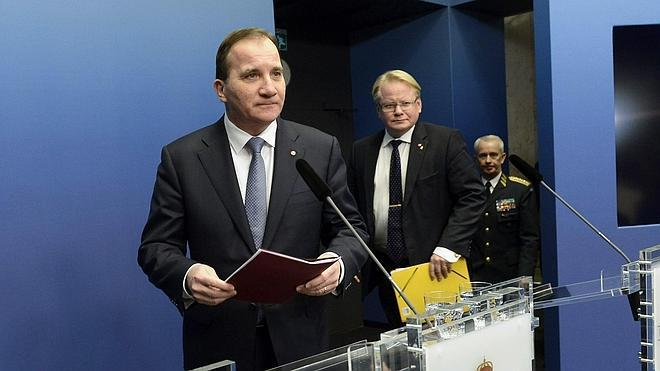 Suecia confirma que un minisubmarino extranjero violó sus aguas territoriales