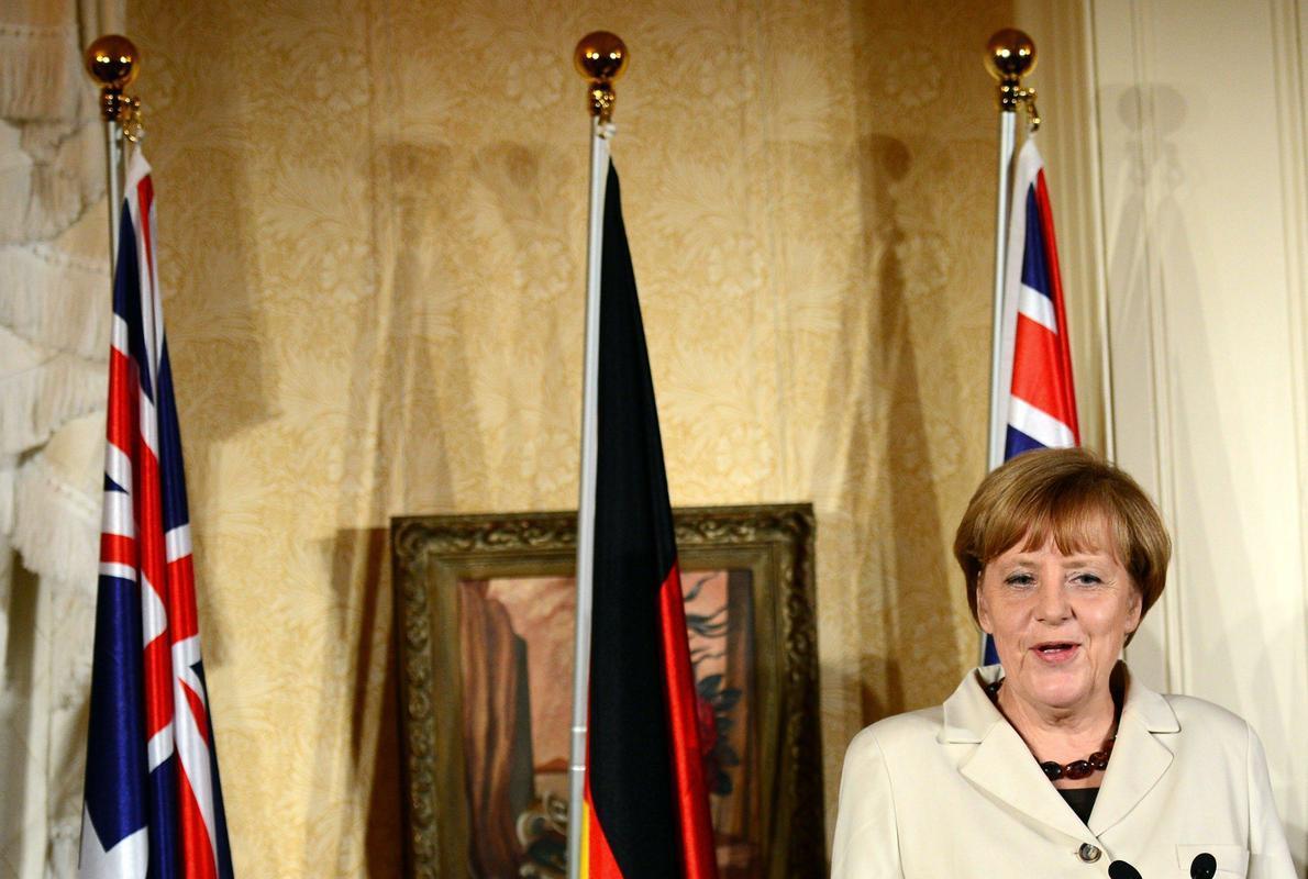 Merkel pidió perdón al punk Campino por usar su música en su fiesta electoral